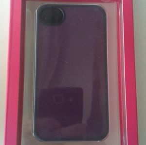 kate spade Accessories - New - Kate Spade Purple Silicone Case